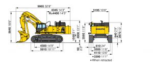 Komatsu PC800-8R